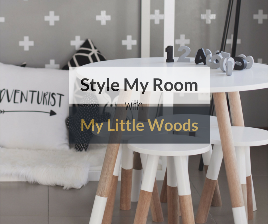 style my room with my little woods the mom diaries
