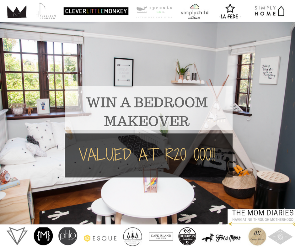 win a bedroom makeover for your child valued at r20 000 13870 | makeover feature image